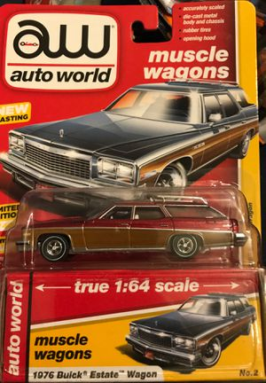 Auto world muscle wagon ultra red chase for Sale in Fremont, CA