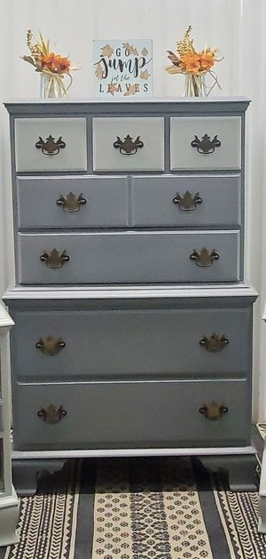 Tall Vintage Dresser for Sale in Port Charlotte, FL