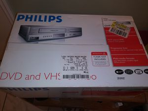 Brand new phillips VCR DVD combo for Sale in Tampa, FL