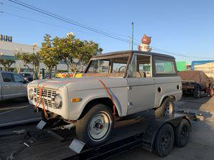 1977 Ford Bronco for Sale in Encinitas, CA