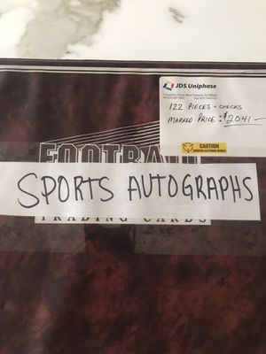120+ Sports Autographs for Sale in Beach Haven, NJ