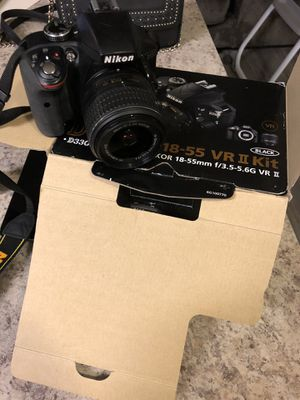Nikon Camera and IPhone 6s for Sale in Vancouver, WA