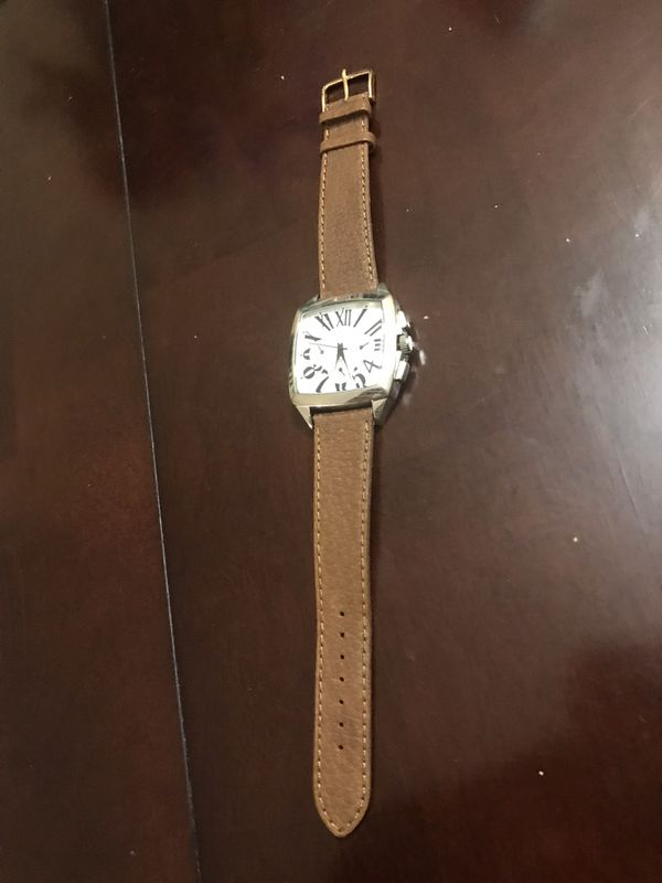Bijoux Terner Quartz men's watch