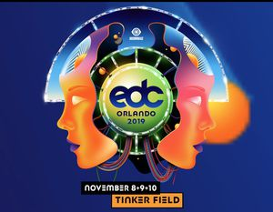 EDC ORLANDO 3 day ticket for sell!! for Sale in Tampa, FL