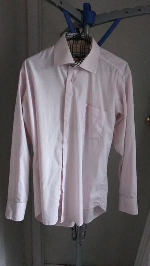 Burberry Designer Pink Button Up for Sale in Bradenton, FL