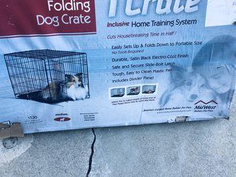 Folding Dog Crate for Sale in La Mirada,  CA
