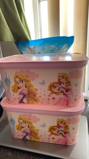 Small princess boxes for Sale in Hialeah, FL