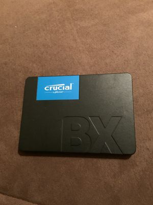 CRUCIAL 240 GB SSD DRIVES (read details) for Sale in Chicago, IL