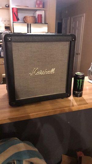 Marshall mini stack amp for Sale in Charlottesville, VA