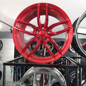IPW Custom Wheels Model W524 In Red Black Or Gold for Sale in Tempe, AZ