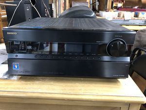 Onkyo av receiver for Sale in Puyallup, WA