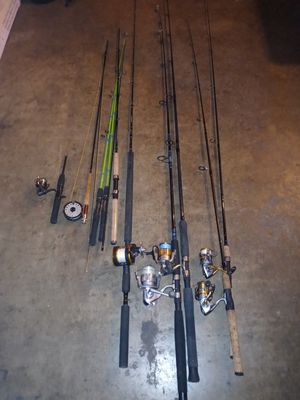 Fishing setups for Sale in Riverside, CA