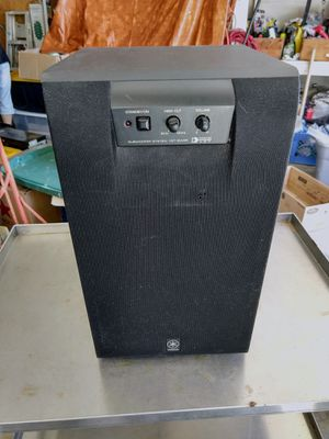Yamaha powered Subwoofer for Sale in Madera, CA