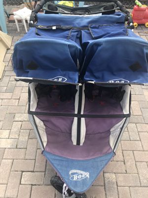 Bob double stroller for Sale in Lakewood, CA