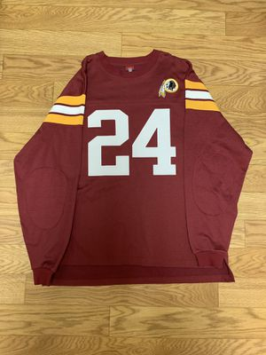 XL NFL Gridirion Classic Champ Bailey long sleeve jersey for Sale in Baltimore, MD