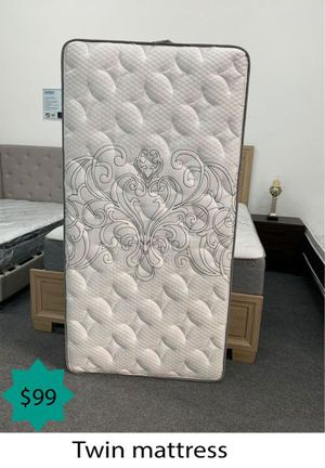 Twin mattress for Sale in Costa Mesa, CA