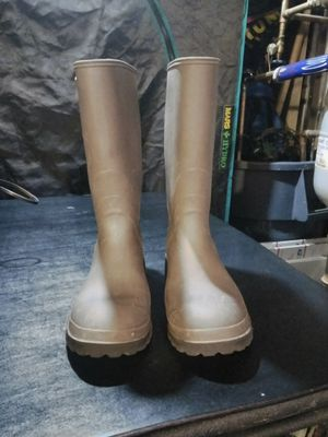 Waterproof Rubber Rain Boots for Sale in Denver, CO