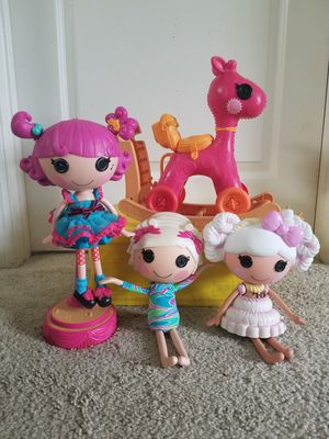 Lalaloopsy dolls lot for Sale in Lake Mary, FL