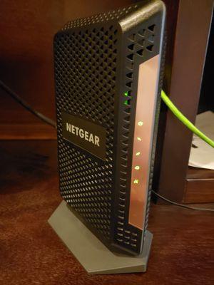 Netgear Modem DOCSIS 3.1 for Sale in Irvine, CA