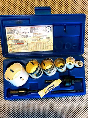 Lenox Whole Saw Kit for Sale in Waldorf, MD