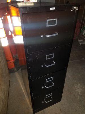 Metal office cabinet Gabetero de metal for Sale in Hyattsville, MD