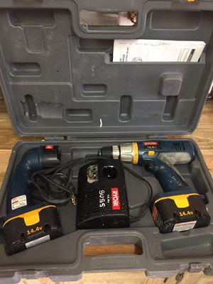 Cordless drill kit for Sale in Lake Worth, FL