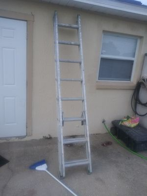 Werner extension ladder for Sale in Bartow, FL