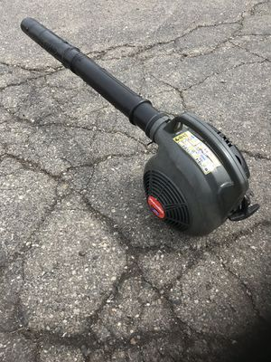 Gas leaf blower works very well for Sale in Waterford Township, MI
