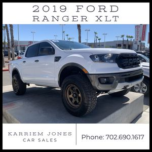 2019 Ford Ranger XLT for Sale in Las Vegas, NV