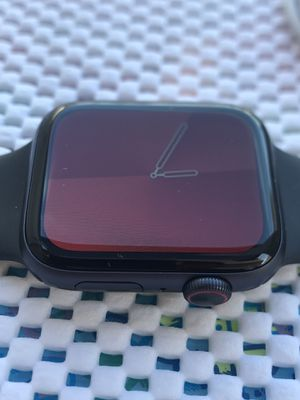Apple Watch Series 5 ( 44mm ) GPS+Cellular Space Gray Aluminum Case Plus Apple Warranty for Sale in Hacienda Heights, CA