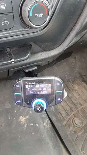Bluetooth bt70 for car for Sale in Barling, AR