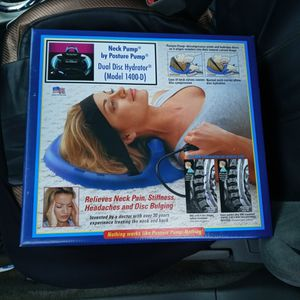 Neck Pump By Posture Pump Dual Diisc for Sale in Fresno, CA