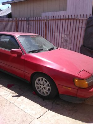 86 Toyota Celica GTS classic runs good ned tagss for 2500 for Sale in Bell Gardens, CA