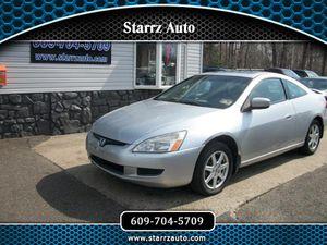 2003 Honda Accord Cpe for Sale in Hammonton, NJ