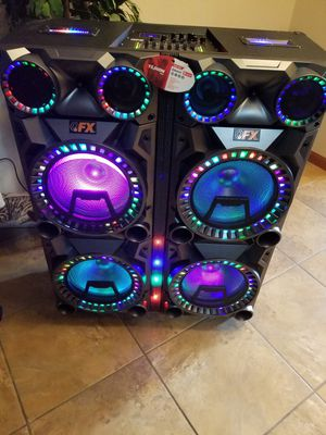 Party speaker for Sale in Menasha, WI