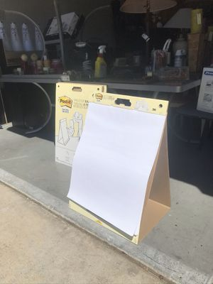 Post it note easel boards for Sale in Las Vegas, NV