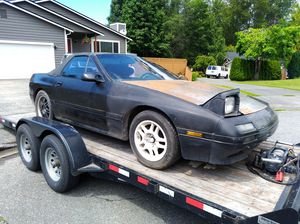 1991 mazda rx7 convertible PART OUT for Sale in Marysville, WA