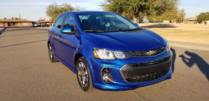 2017 Chevy sonic rs for Sale in Phoenix, AZ