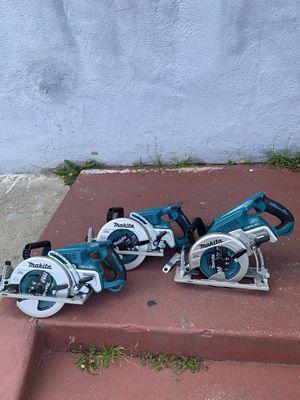 Son 3 nuebos de 18 v nonpilas no cargador for Sale in Los Angeles, CA