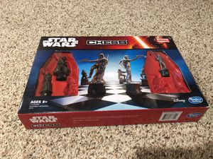 Star Wars Chess Set for Sale in Seattle, WA