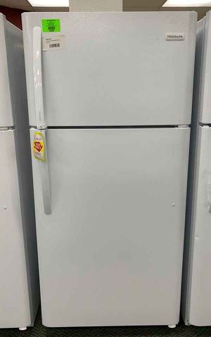Frigidaire Refrigerator!! 18 cubic units! All new with warranty! C for Sale in Houston, TX