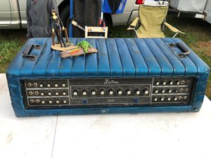 Kustom 300 - 6 Channel PA Head for Sale in Melrose, MA