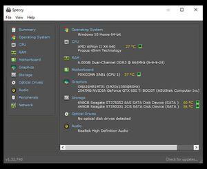Desktop computer complete for Sale in Saltsburg, PA