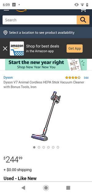 Dyson D7 brand new for Sale in Memphis, TN