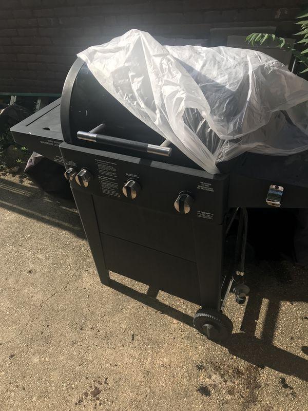 Brinkman gas grill
