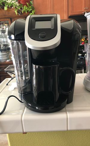 Keurig 2.0 coffee maker for Sale in Dinuba, CA