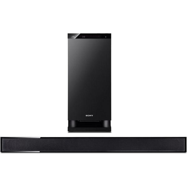 Sony sub & speaker