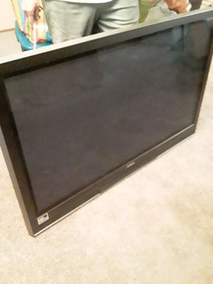 "Hitachi 55"" Plasma TV for Sale in Kent, WA"