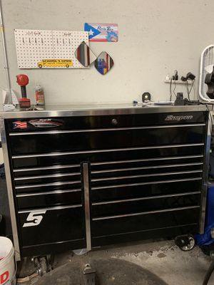 Snap on tool box for Sale in Lawrence, MA