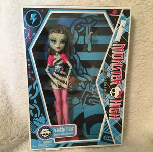 Monster High Doll FRANKIE STEIN DAWN OF THE DANCE First Edition 2009 RARE for Sale in Goodlettsville, TN